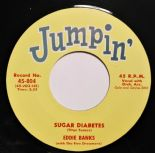 "45Re ✦EDDIE BANKS ""Sugar Diabetes""✦ERNIE FIELDS ""Teen Flip""✦R&B & Tittyshaker ♫"